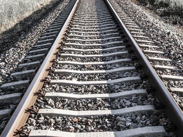 鉄道珍風景